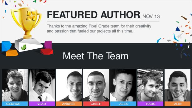 pixelgrade team